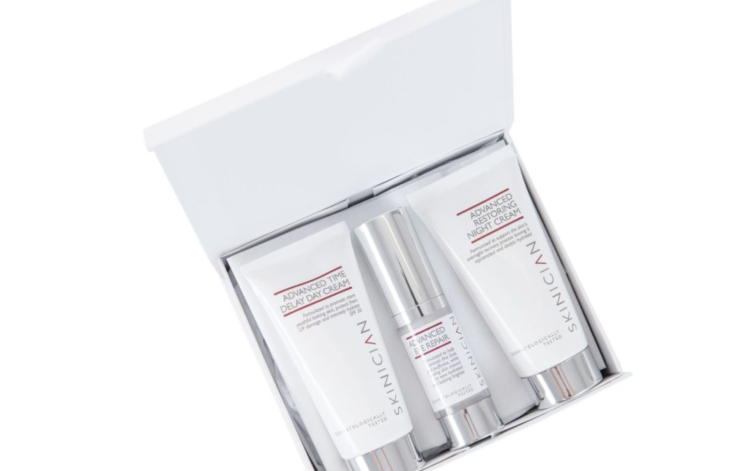 Skinician Christmas Gift Sets – now in stock – Fantastic Value.