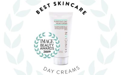 SKINICIAN Purifying Day Moisturiser has won an Image Beauty Award